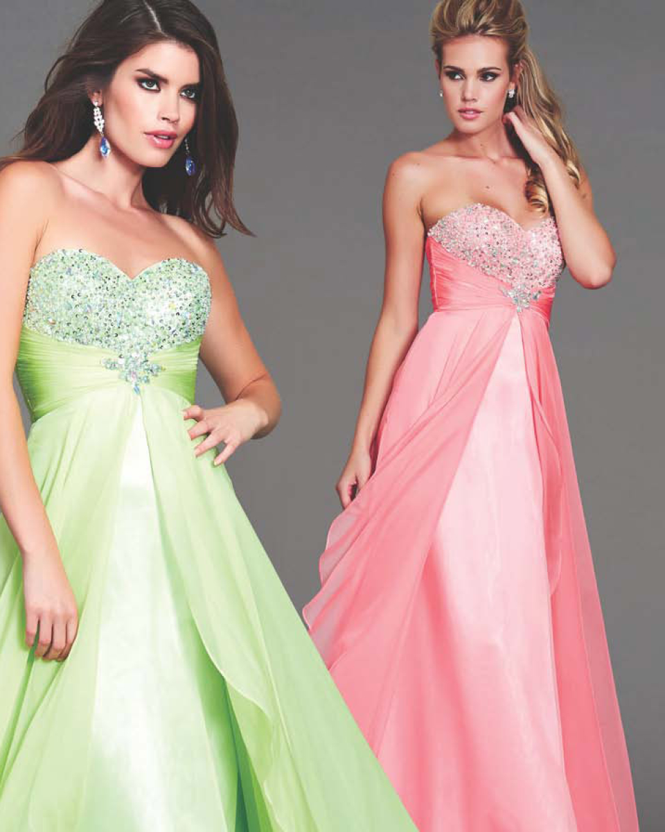 Mac Duggal Gowns available at Prom Perfect