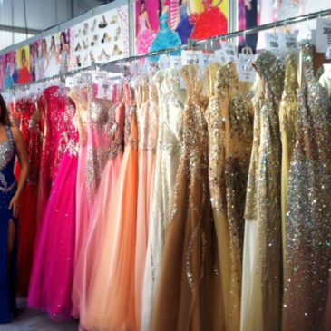 Fabulous New Prom Dresses for Prom Season 2015
