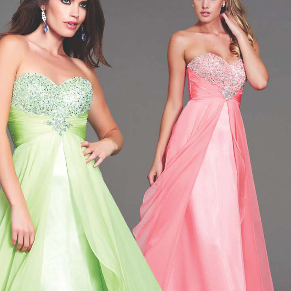 64791L Mac Duggal Prom Dress Available Now in Mojito from Prom Perfect