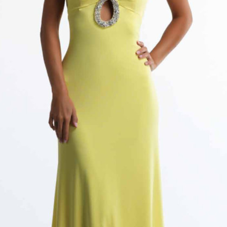 Dave and Johnny evening dress style 9917 available now in Red from Prom Perfect